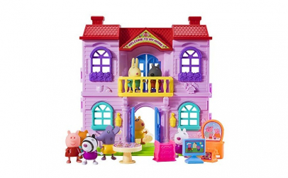 PEPPA PIG Vila cu doua etaje si figurine