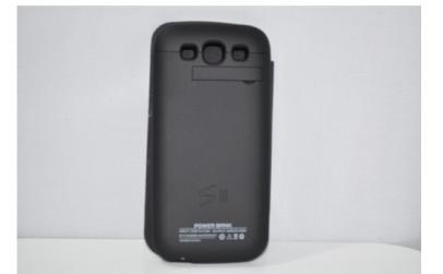 Baterie Suplimentara cu Husa Samsung S 3