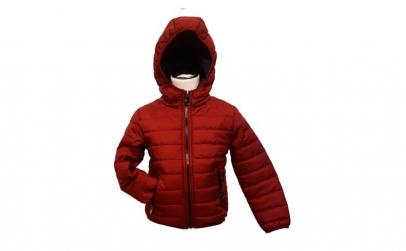 Geaca iarna fete, Lusa Kids, rosu,