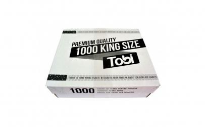 Tuburi tigari TOBI 1000 buc