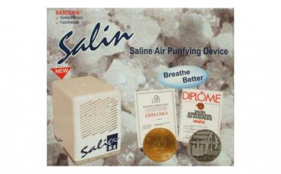 Purificator de aer, Salin
