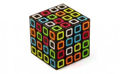 Cub Rubik 4x4x4  Qiyi Dimension