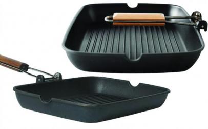 Tigaie grill