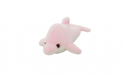 Jucarie delfin de plus pufoasa