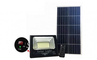 Proiector solar puternic 30W, 66 LED SMD