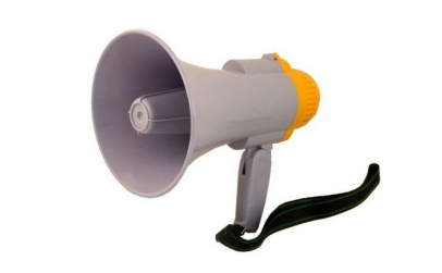Portavoce, megafon portabil