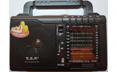 Radio 888tu cu lanterna, mp3