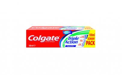 Pastă de dinți Colgate Triple Action,
