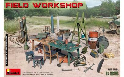 1:35 Field Workshop 1:35