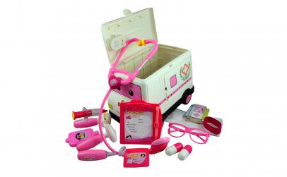Ambulantele cu accesorii medicale