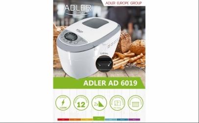 Masina de paine ADLER AD 6019