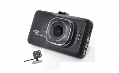 Camera auto dubla Full HD Soundvox™, 5 M