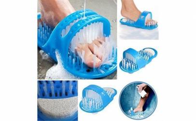 Papuci de baie cu ventuze