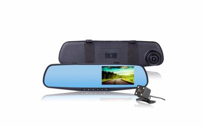 Oglinda auto full HD 1080