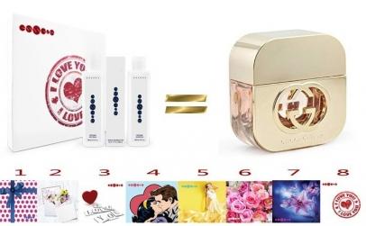 Set Apa de parfum marca alba, Lotiune