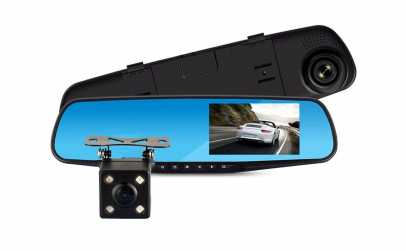 Camera video auto fata - card 8GB