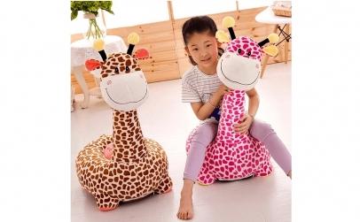 Fotoliu din plus Girafa de calarit