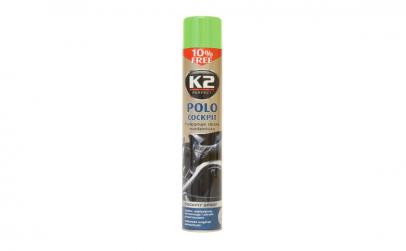 Spray bord lucios 750 ml polo green
