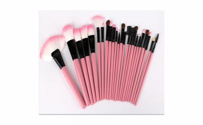 Set 24 pensule machiaj cosmetic