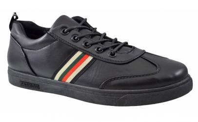 Pantofi Casual Negri Barbati Nations