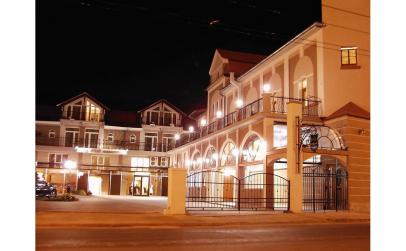 Hotel Apollo Hermannstadt 3*
