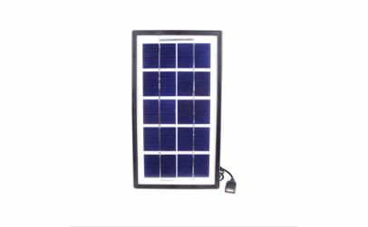 Panou solar cu iesire USB