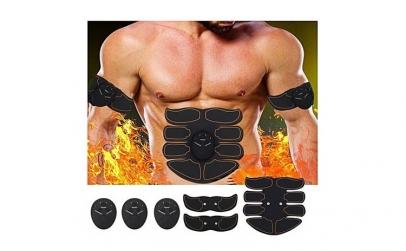 Aparat fitness abdomen, brate, talie