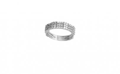 Inel Tip Verigheta Argint 925,