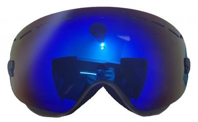 Ochelari ski/snowboard, lentila sferica