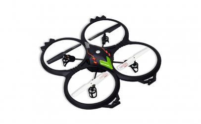 Drona neagra cu telecomanda , Vivo