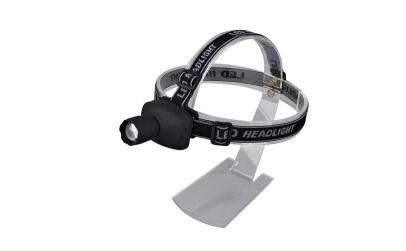 Lanterna Frontala cu Zoom 3W LED