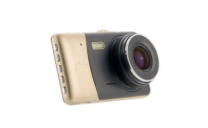 Camera auto dubla Full HD