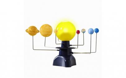 Sistem Solar Motorizat Geosafari