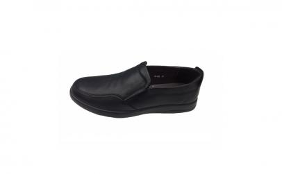 Pantofi Barbati 99106 Negru, Albastru