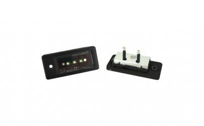 Set Lampi LED numar  AUDI A4/S4 B7 8E/8H
