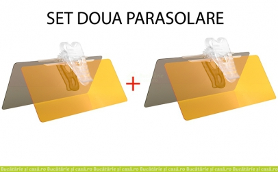 Set 2 x parasolare HD VISOR