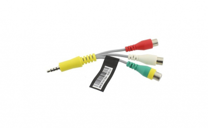 Cablu AV Jack-RCA, BN39-02189A, Samsung