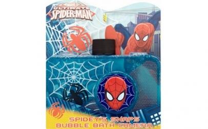 Spiderman Spumant De Baie Aparat Foto