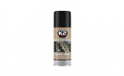 K2 Spray lubrifiant uscat cu teflon 400