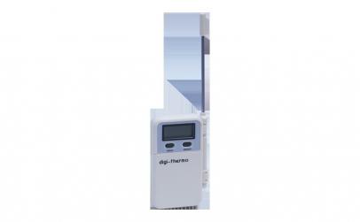 Termometru contact aparate clima sistem