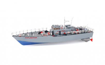 Barca HT, Torpedo 1:115 2.4GHz RTR cu