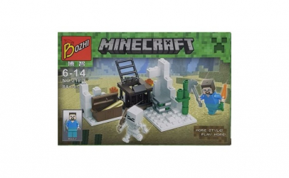 Joc constructii Minecraft
