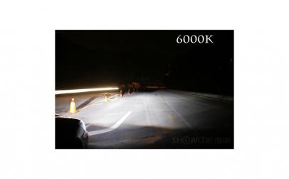 Kit Xenon aprindere rapida  H1- 6000K