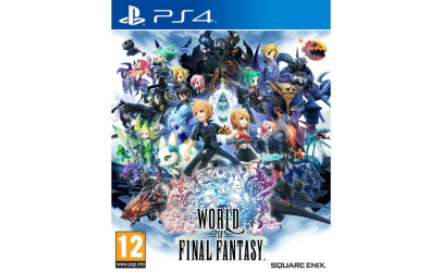 Joc World of Final Fantasy pentru