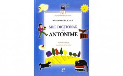 Mic dictionar de antonime. Gramatica si