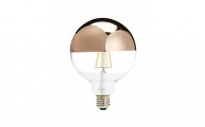 Bec LED LightED, E27, 6 W, 125 x 170 mm,
