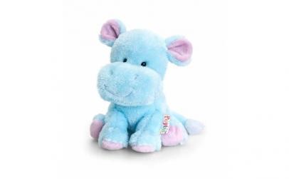 Hipopotam de plus Pippins 14 cm