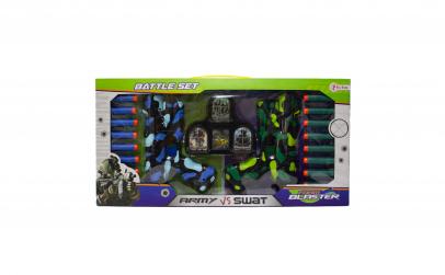 Set 2 pistoale Toi-Toys de tras