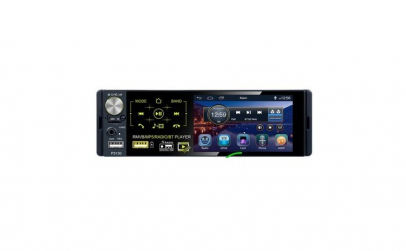 Mp5 radio auto cu touchscreen