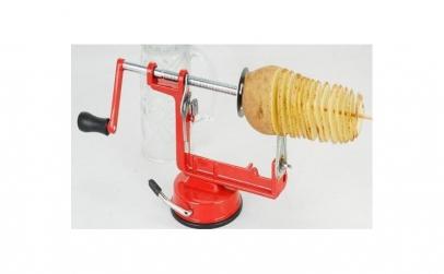Aparat de spiralat cartofi